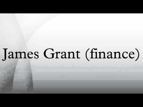James Grant (finance)