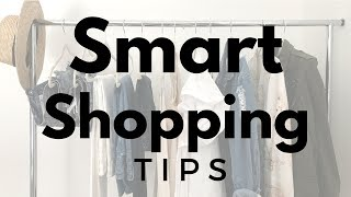 Smart Shopping Tips to Save Money and Look Good