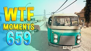 PUBG WTF Funny Daily Moments Highlights Ep 659