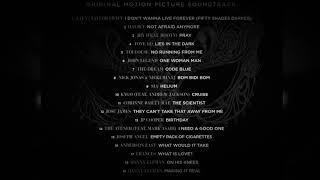 Nhạc phim 50 sắc thái    FIFFTY SHADES OF FREED SOUND TRACK