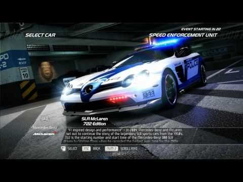 Need for Speed: Hot Pursuit - Online Exotic Pursuit: