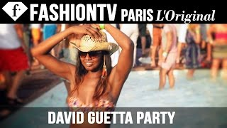 David Guetta Party at Ushuaia Ibiza | FashionTV