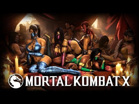 Mortal Kombat X: Lacking Female Character?