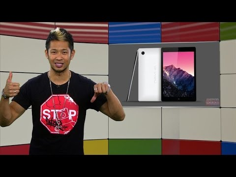 Googlicious - The Google Nexus 9 is expected to arrive November 3rd