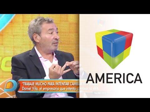 El mensaje de Vila para Tinelli: Le recomiendo no arreglar con la mafia