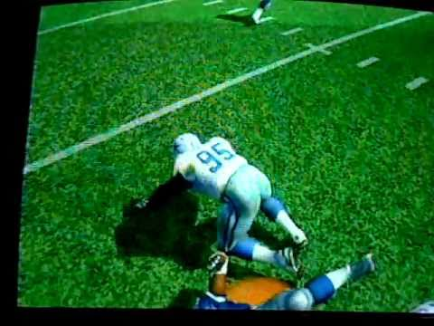 Madden NFL '08: Tashard Choice Gets Jack'd Up! Video