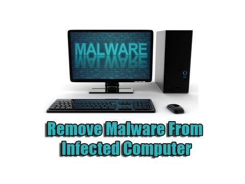 Remove Malware From Infected Computer by Britec