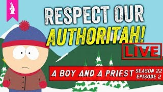 Is South Park Growing Up? – 'A Boy ' (S22E02) – Respect Our Authoritah! LIVE