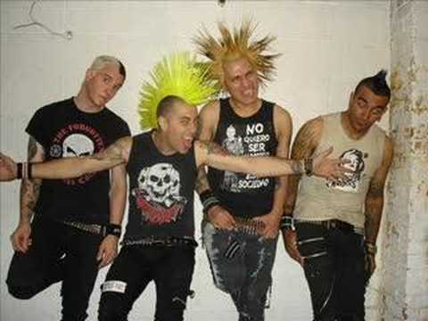Criminal Class - The casualties Music Videos