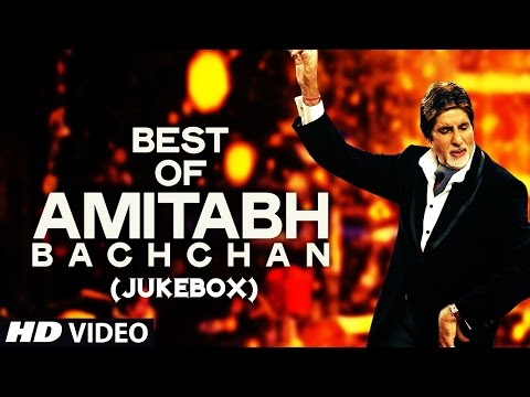 OFFICIAL: Best of Amitabh Bachchan | Party with the Bhoothnath