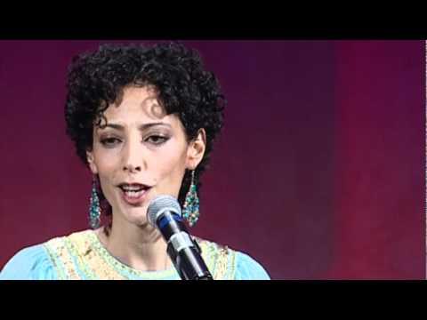 Suheir Hammad: Poems of war, peace, women, power