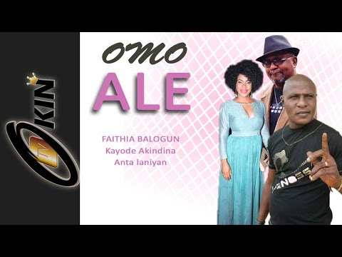 Omo Ale (bastard) Latest Nollywood Yoruba Movie 2015 Staring Fathia Balogun video