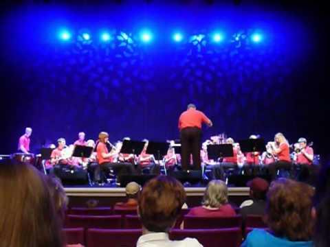 Emblem of Unity - Pittsfield High School Concert Band