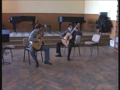 Tango by I.Albeniz op.165 no.2