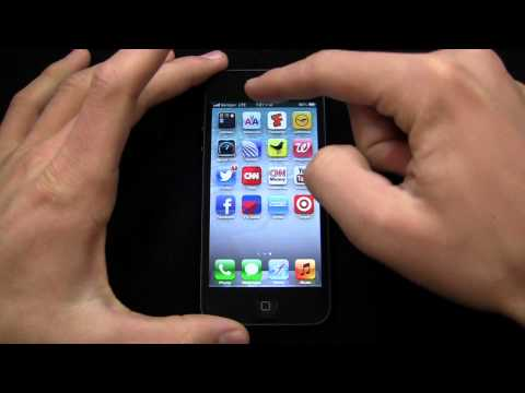 Apple iPhone 5 Review Part 1