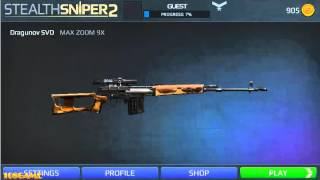Stealth Sniper 2 Full Game Walkthrough All 1 4 Missions