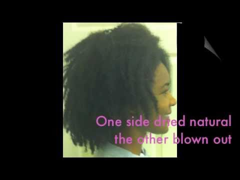 Straightening System With No Chemical Damage Youtube