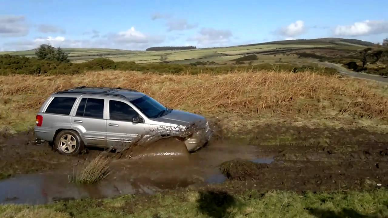 Jeep grand cherokee limited 3 1td 4x4 easy offroad in ireland youtube