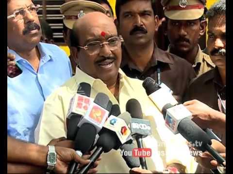 Vellapally Natesan  response after polling : Kerala Local Election :2nd phase