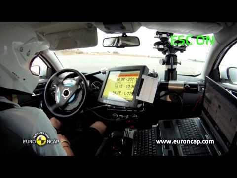 Euro NCAP | Qoros 3 Sedan | 2013 | Электронный контроль устойчивости