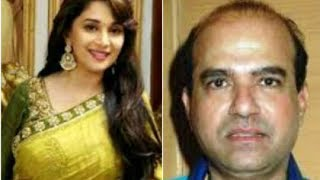 Madhuri Dixit's Marriage Proposal was Refused by Suresh Wadekar