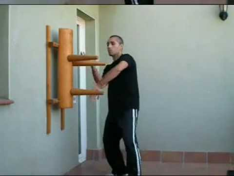 Wooden Dummy Training Image 1