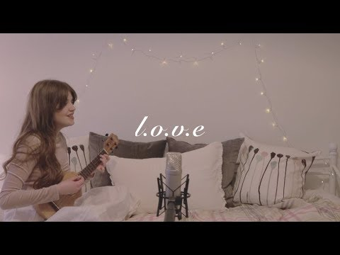 l.o.v.e - nat king cole - ukulele cover