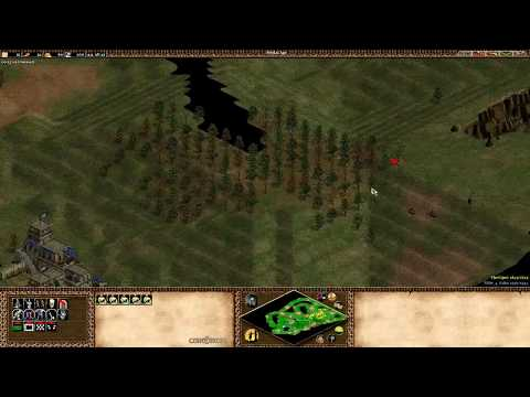 1v1 Arabia vs TiMe_4_F1Re - Persians War (Game 2/2)