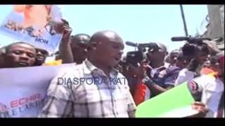 Constitution :Mémorandum des étudiants de la ville de Lubumbashi a Muyambo Jean claude
