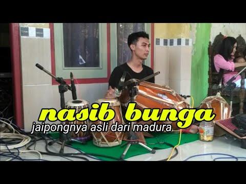 NASIB BUNGA dangdut jaipong (versi latihan) voc: agus elina music electone