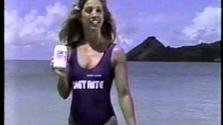 1990 Diet Rite commercial w/Denise Austin