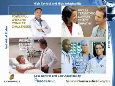Barry Watson - National Pharmaceutical Congress 2010 - Part 2 Video