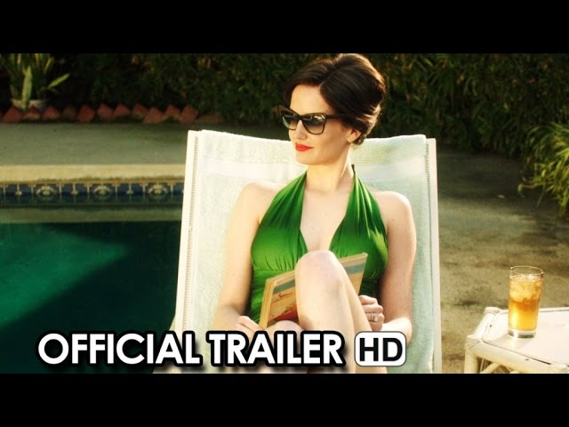 WHITE BIRD IN A BLIZZARD Official Trailer (2014)