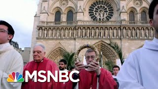Notre Dame Calls Everyone To Something Greater, Says Priest | Morning Joe | MSNBC