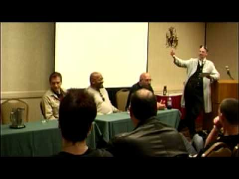 Devil's Rejects Panel w/ Bill Moseley, Sid Haig, Ken Foree - Part 2