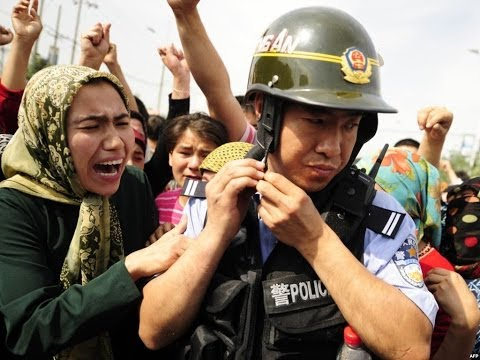 Uyghur ethnic from Xinjiang lauches Tiananmen Crashing Causing killing five injuring at least 40