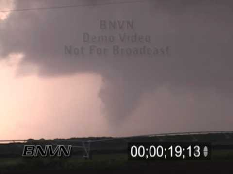 5/24/2004 Bigelow MO Tornado video