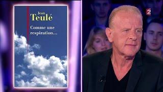 Jean Teulé -  replay  On n'est pas couché 5 novembre 2016 #ONPC