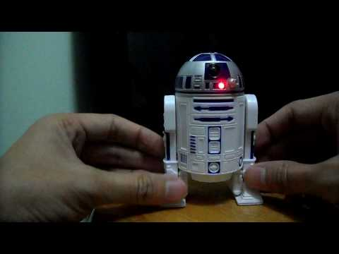 R2-D2 USB Humidifier by Taito Japan