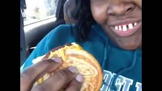 howto be ugly Selfie Fat Lame Fail Food Mcdonalds Lol Drake