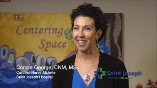Centering Pregnancy and Midwives at Saint Joseph Hospital