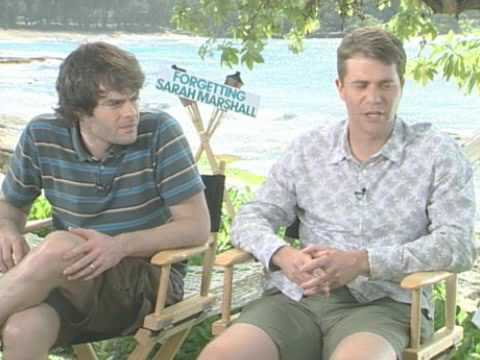 Forgetting Sarah Marshall: Bill Hader And Director Nick Stoller | Empire Magazine