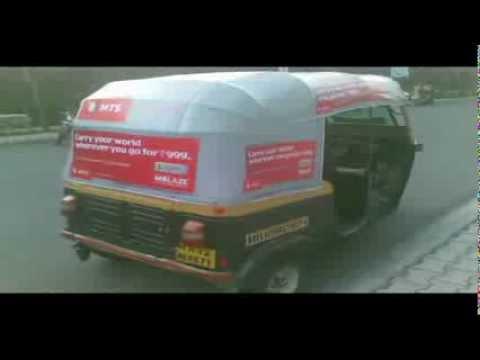 Auto Rickshaw Advertising in Mumbai, Autorickshaw Advertising Agency in Mumbai