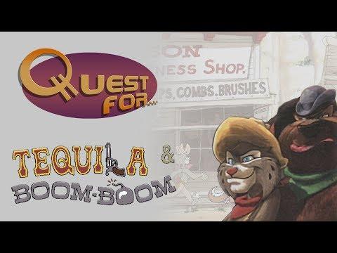 Обзор игры Tequila & Boom Boom - Quest for...