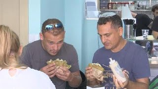 De nieuwste foodtrend: de falafel-wafel - RTL NIEUWS