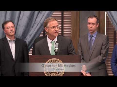 Gov. Bill Haslam: Increasing teacher pay