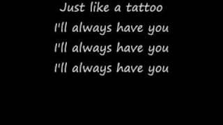 Watch Jordin Sparks Tattoo video