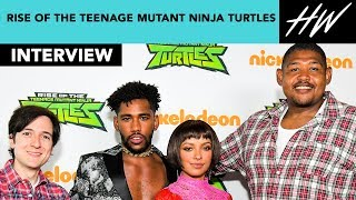 """Kat Graham Is Obsessed With Her Characters Sassy Attitude On """"Rise of the TMNT""""  
