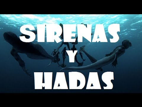 Videos de sirenas y hadas REALES