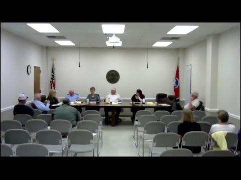 Millersville Regular Commission Meeting 02/20/18